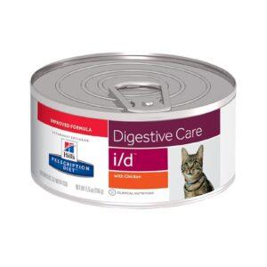 Alimento para gato -Hills Felino I/D Lata 5.5 Oz