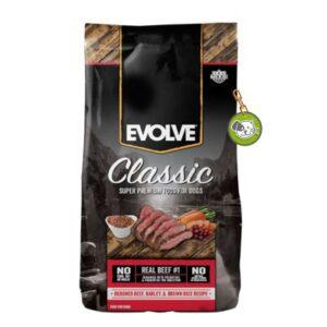 EVOLVE DOG CLASSIC BEEF 4lb