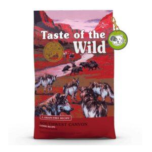 TASTE OF DE WILD SOUTHWEST CANYON 5Lb