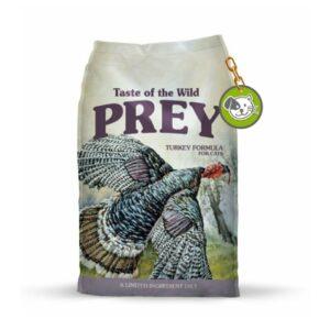TASTE OF THE WILD TOW PREY TURKEY CAT 6lb