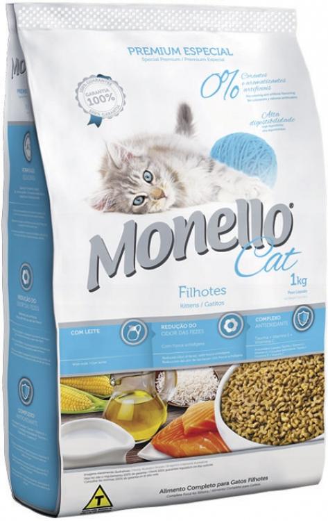 Monello Cat Gatitos 1Kg