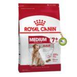 Royal Canin Medium Adulto +7 Años 4kg