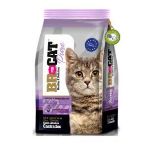 BR FOR CAT GATO CASTRADO 1kg
