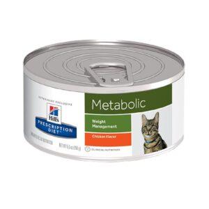 Alimento para gato -Hills Felino Metabolic Lata 5.5 Oz