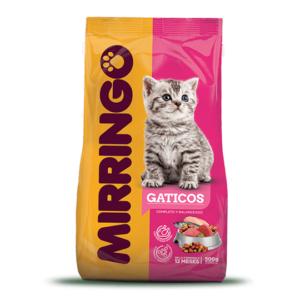 Comida para gato Mirringo Gaticos 1kg
