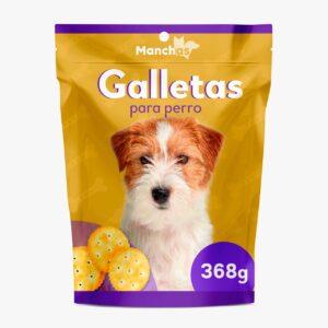 Galletas para perros de crema de mantequilla de maní -Clifford (369g)